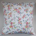 "Cushion Cover Made in Cath Kidston Bleached Flowers 14"" 16"" 18"" 20"""